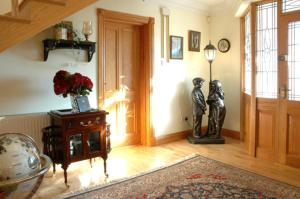 Guests staying at Caldra B&B