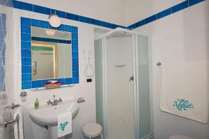 Bagno di Hotel Ossidiana Stromboli