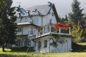 Edificio in cui si trova il bed & breakfast