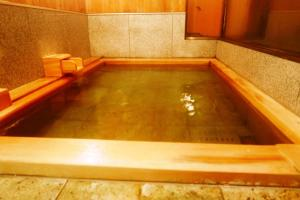 The swimming pool at or near K's House Hostels - Hakone Yumoto Onsen