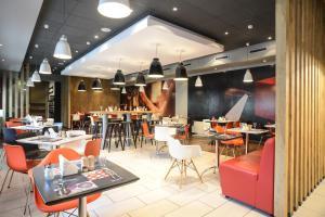 Ресторан / где поесть в Ибис Москва Павелецкая