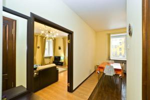 Гостиная зона в Apartment Kanal Griboyedova