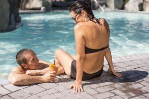 Гости Harrison Hot Springs Resort & Spa