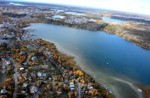 A bird's-eye view of Sunshine B&B in Old Town
