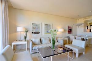 Zona de estar de Aparthotel Novo Resort