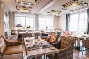 Ein Restaurant oder anderes Speiselokal in der Unterkunft Severin's Resort & Spa