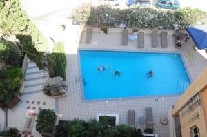 A view of the pool at Il Palazzin Hotel or nearby