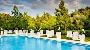 The swimming pool at or near Mak Albania Hotel