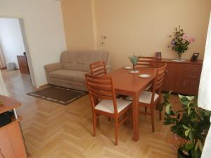 Гостиная зона в Apartment Anamarija