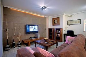 Zona de estar de Lagos Arqueros