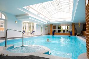 The swimming pool at or near Tylney Hall Hotel