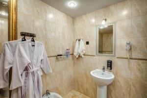 Ванная комната в Бутик отель Гранд