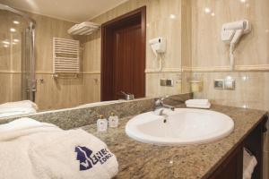 Łazienka w obiekcie Jutrzenka Medical SPA