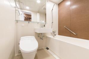 A bathroom at Tokyu Stay Ginza