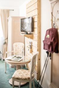 TV/Unterhaltungsangebot in der Unterkunft Hotel Maximilian