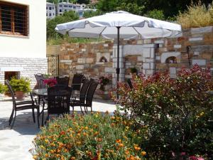 Εστιατόριο ή άλλο μέρος για φαγητό στο Hotel Ilianna