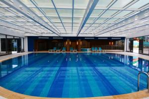 The swimming pool at or near Diamond Premium Hotel & Spa - Ultra All-inclusive