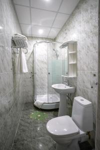 Ванная комната в Мини-Отель «Тетта»
