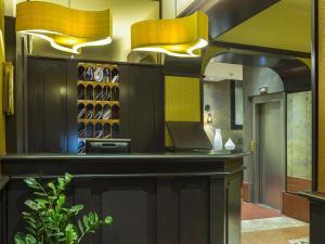 The lobby or reception area at Hotel Campiello