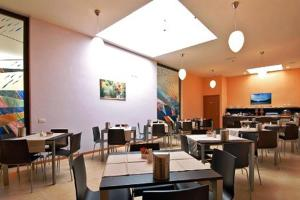 Restaurace v ubytování Rosso Frizzante