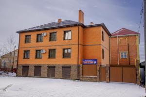 Мини-Отель «Тетта» зимой