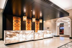 The lobby or reception area at Residence Inn by Marriott Chicago Downtown/Loop
