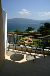 Balcon ou terrasse dans l'établissement Kalamaki Beach Resort