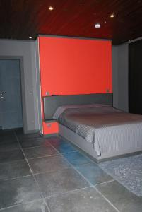 A bed or beds in a room at Studios Jps