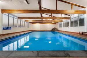 The swimming pool at or near Ciloms Airport Lodge