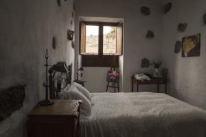 Letto o letti in una camera di Villa Rural Gloria´s