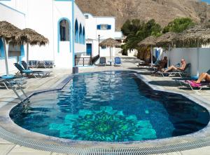 The swimming pool at or near Villa Valvis