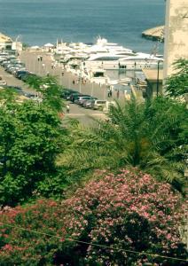 A bird's-eye view of Regis Hotel