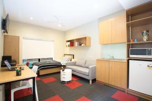 A kitchen or kitchenette at Sydney Student Living