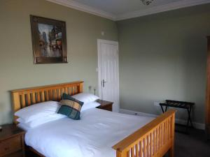 A room at Shandwick House
