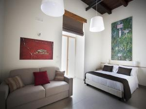 A room at Napolart