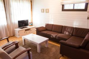 Loungen eller baren på Break Sokos Hotel Vuokatti Apartments