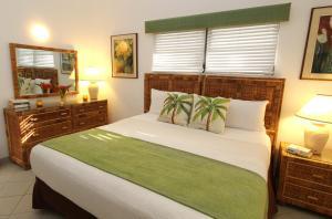 Ein Zimmer in der Unterkunft Carimar Beach Club