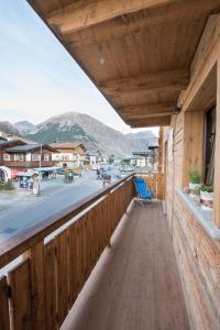 Balkón nebo terasa v ubytování Appartamento Dina