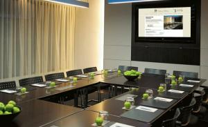 The business area and/or conference room at Hotel Le Germain Calgary