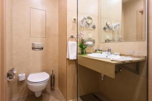 Ванная комната в Гостиница Интурист Коломенское