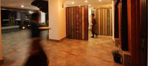 The lobby or reception area at Dorji Elements Boutique Hotel