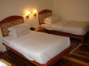 A room at Hotel Phuntsho Pelri