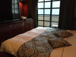 A room at Hotel Salle de bain (Adult Only)
