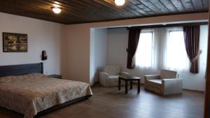 A room at Stara Pliska Complex