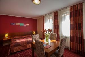 A room at City-Hotel Budapest