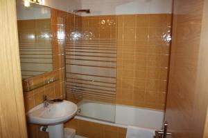 Un baño de Alojamiento Ubaldo Nieto