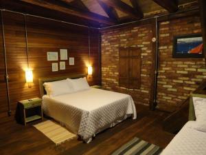 A room at Hospedaria Rio do Vento
