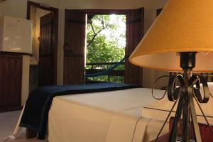 A room at Chalé do Bosque