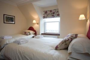 A room at The Ship Inn