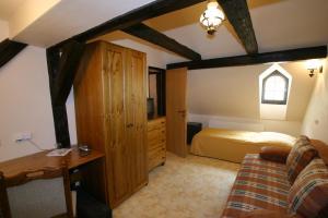 베들렘 클럽 호텔 객실 침대